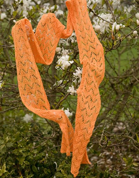 fishtail knitting pattern fishtail lace scarf pattern knitting patterns and