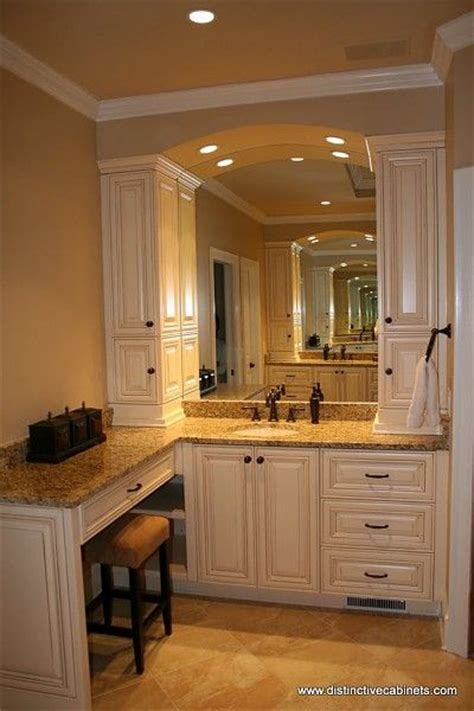 Bathroom Vanities With Storage Towers 25 Best Ideas About Master Bath Vanity On Pinterest Master Bathroom Vanity Master Bath And