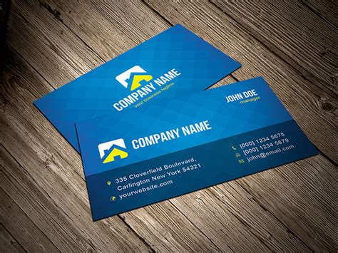 4 side free psd business card templates actions 25 excellent business card templates for your own use