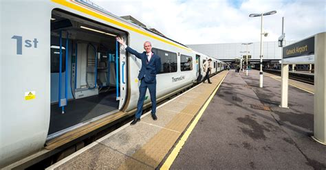 thameslink to gatwick heading to gatwick airport soon these new trains mean you