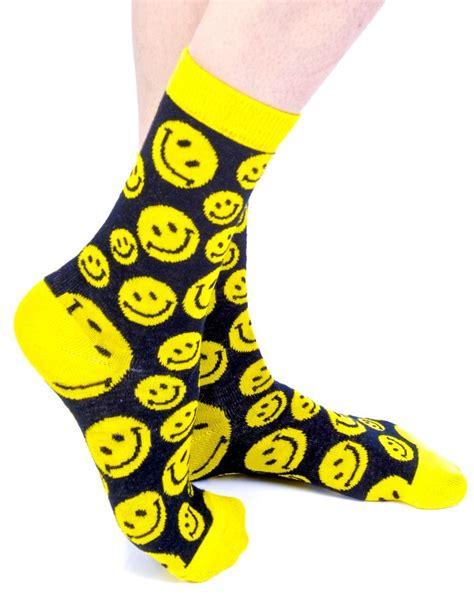 Smile Socks smiley socks happy smiley
