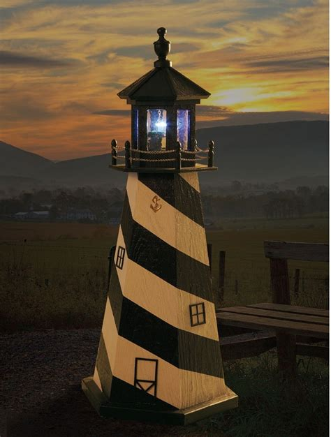 Handmade Lighthouse - 17 best images about amish living on
