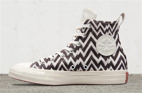 Converse Allstar Black Premium Series High Casual Cets Terbaik missoni converse chuck all runway sneaker bar detroit