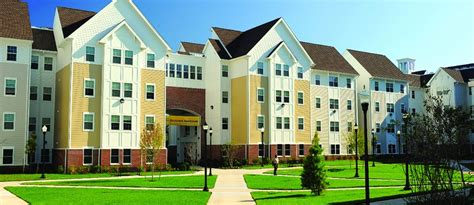 university appartments housing dining rowan university