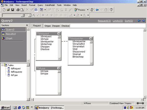 brio software download brioquery helps simplify reporting techrepublic