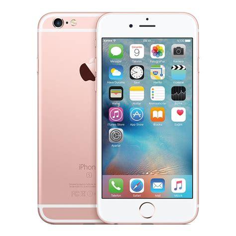 iphone 6 s wann iphone 6s plus 16 gb akilli telefon gold vatan