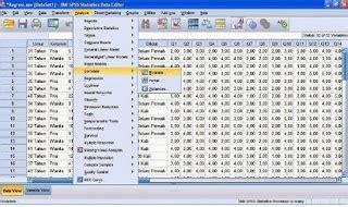 cara uji validitas soal uraian dengan spss cara mengolah data kuesioner menggunakan spss untuk uji
