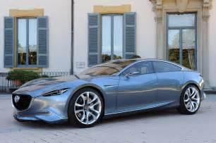 update mazda shinari concept in the flesh speedmotoring