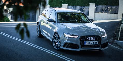 audi rs wagon 2016 audi rs6 avant performance review caradvice