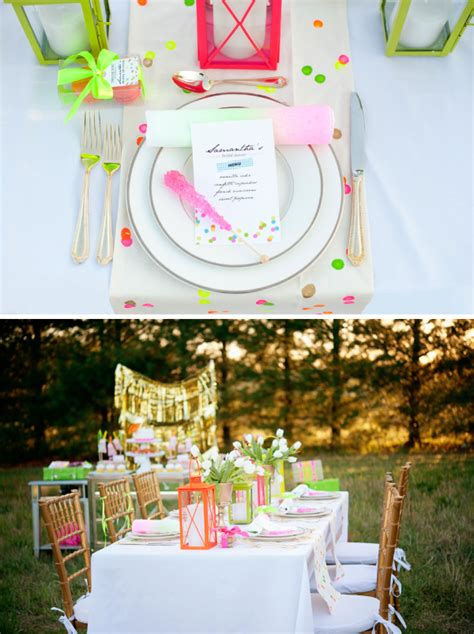 Hostess With The Mostess Bridal Shower by Quot He Makes Glow Quot Neon Bridal Shower Hostess