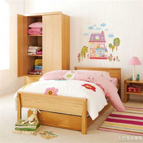 girls bedroom interiors 儿童房间设计 土巴兔装修效果图