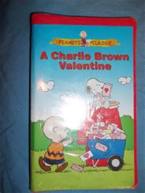 peanuts a brown vhs new snoopy ebay