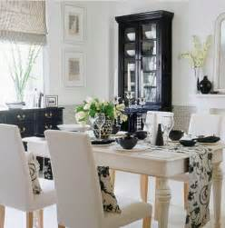 Black And White Dining Room Ideas 10 Inspiring Black And White Dining Room Designs