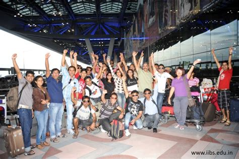 International Study Tour Mba by International Tour To Boost Mba Students Confidence