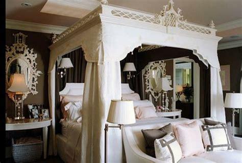 rückwand für bett graue tapete schlafzimmer