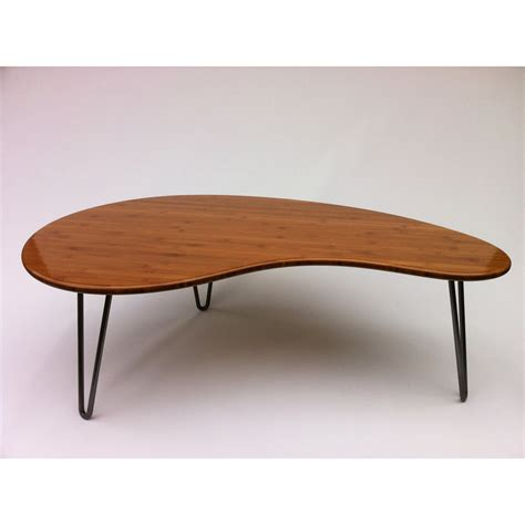 mid century modern coffee cocktail table by