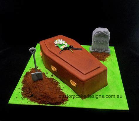 Coffin Casket Cake Cakecentral Com Coffin Cake Template