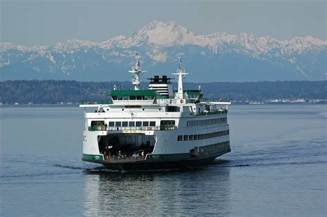 ferry boat schedule seattle bremerton seattle ferry run limited due to corrosion