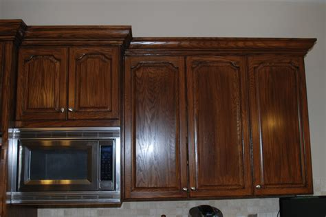 dark walnut kitchen cabinets dark walnut stained cabinets traditional kitchen