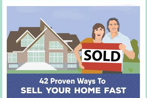 42 proven ways on how to sell your house fast