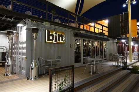 Las Vegas Home Decor by Pop Up Bars Shipping Container Bars Modulate