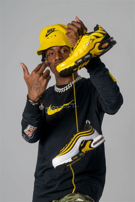 playboi carti unearths nike frequency pack  studio