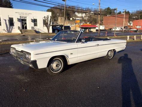1966 dodge polara for sale 1966 dodge polara convertible 383 v 8 for sale photos