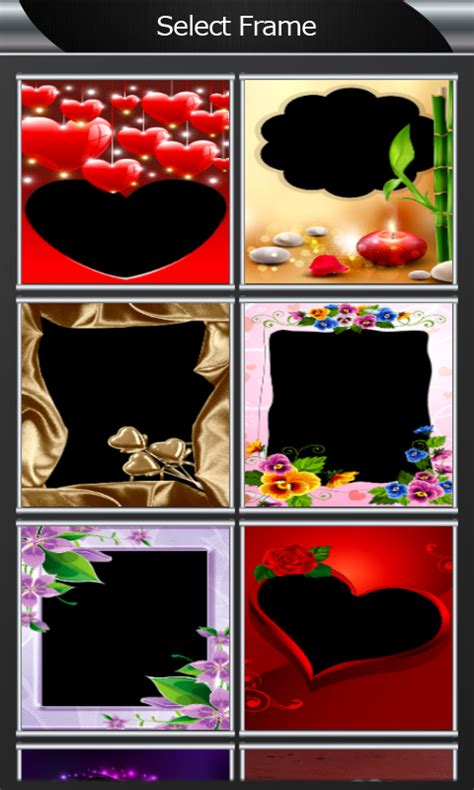 romantic themes for android free download romantic photo frames free apk android app android freeware