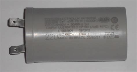 capacitor maquina ge capacitor maquina de lavar ge 220v 28 images capacitor lavadora barastemp electrolux 15uf