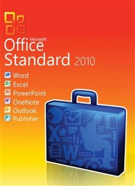 Office Standard Microsoft Office Standard 2010 3pc New Genuine