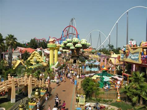 theme park spain pin by zoe gent on places to go pinterest
