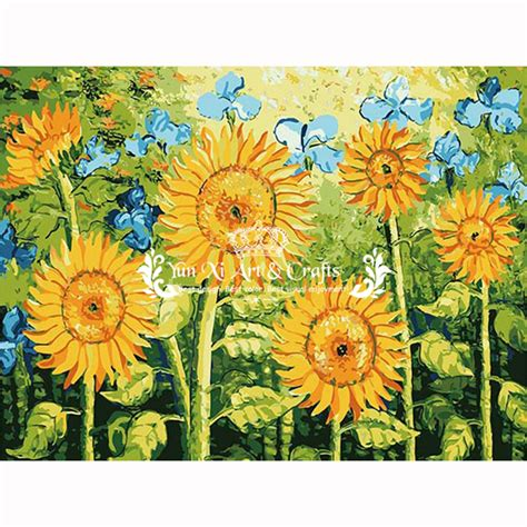 sunflower home decor metal pleasant home design