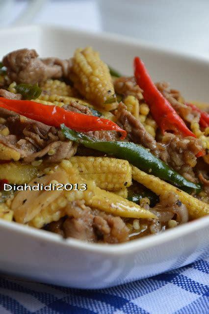 Saus Lada Hitam By Kurakushop diah didi s kitchen tumis putren daging saus lada hitam