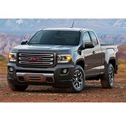 2015 GMC Canyon Reviews And Rating  Motor Trend