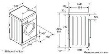 Clothes Dryer Dimensions Clothes Dryer Dimensions Voqalmedia Com