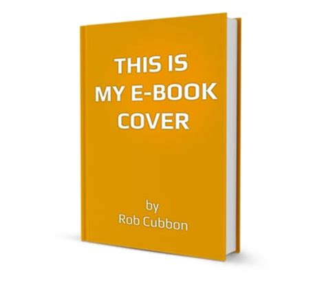 ebook cover template creativity not required with free ebook cover templates