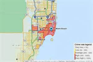 Miami Crime Map by Cruise Ship Port Crime Crime Statistics In Cruise Ship