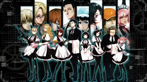 steins gate steins gate damn you einstein the culture potato