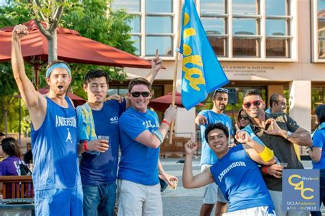 Ucla Weekend Mba by C4c Sports Weekend The Mba Student Voice