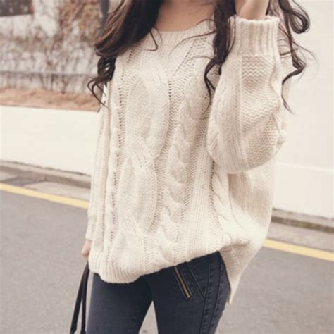 oversized knitted sweaters sweater knitted sweater oversized sweater clothes big