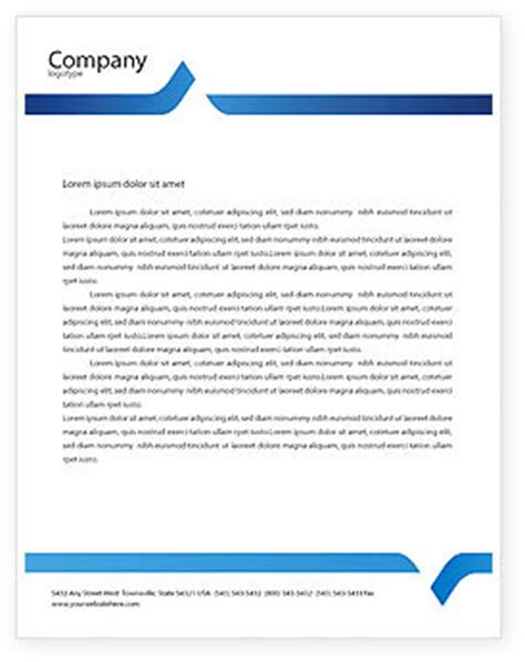 Free Letterhead Templates Http Webdesign14 Com Free Stationery Templates For Microsoft Word