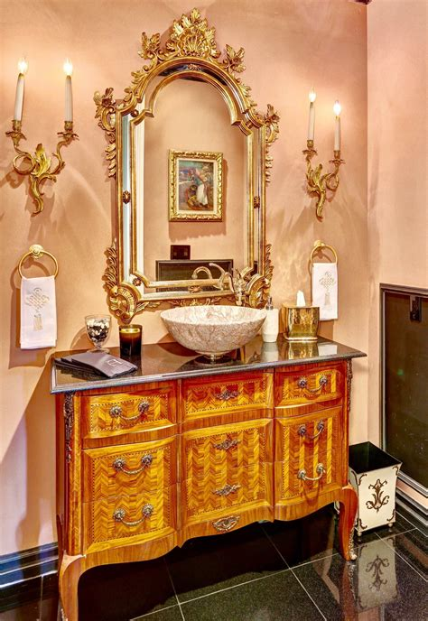beautiful powder rooms scarlette poling s a beautiful and powder