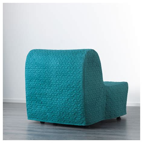 turquoise couch ikea lycksele murbo chair bed vallarum turquoise ikea