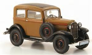 Opel P4 Opel P4 1935 Braun Schwarz Ohne Magazin Mcw Modellauto 1