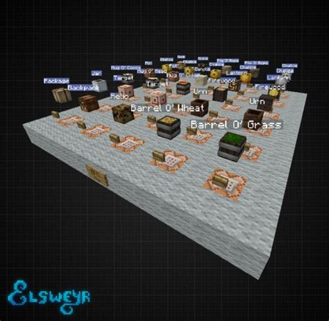 Minecraft Heads Decoration by Quot Collection Quot Decoration Player Heads Schematic