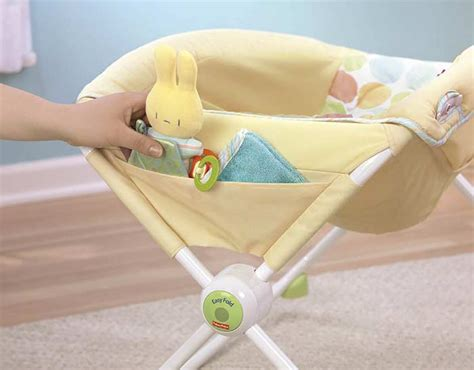 Yellow Rock And Play Sleeper by Fisher Price Newborn Rock N Play Sleeper