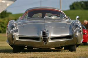 coachbuild bertone alfa romeo b a t 9 1955