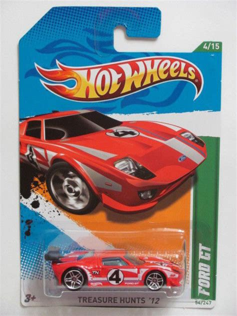 Hotwheels 12 Ford Th Reguler Treasure Hunt Hotwheel Wheels top 5 reasons to purchase wheels treasure hunt cars ebay