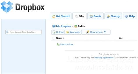 dropbox blog lusoft s blog 利用雲端服務dropbox即時同步多台電腦 iphone裡的檔案 lusoft s blog