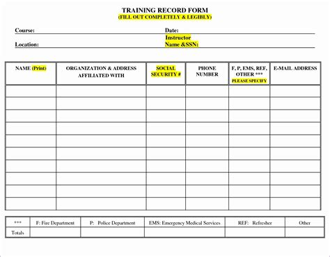 record template in excel 10 pugh matrix excel template exceltemplates